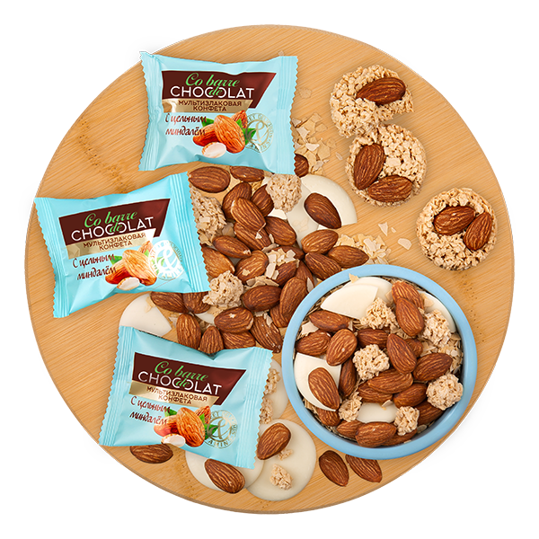MULTI-CEREAL SWEETS<br/> WITH DRIED FRUITS AND NUTS